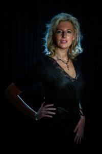 zakelijk portret vrouw